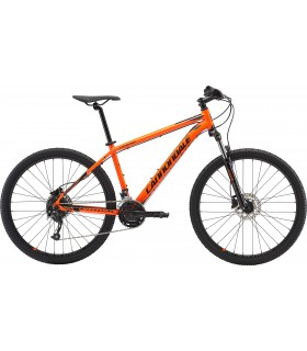 "Велосипед 27,5"" Cannondale CATALYST 2 рама - X 2018 ORG оранжевый"