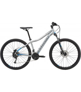 "Велосипед 27,5"" Cannondale FORAY 2 Feminine рама - L 2018 SLV"