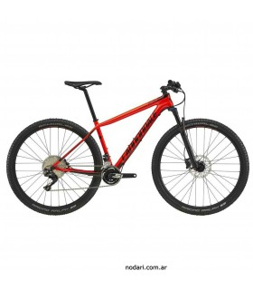 "Велосипед 27,5"" Cannondale F-SI Carbon 5 рама - S 2018 ARD"