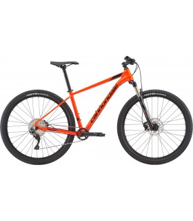 "Велосипед 27,5"" Cannondale TRAIL 3 рама - M 2018 ARD красный"