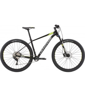"Велосипед 29"" Cannondale TRAIL 2 рама - X 2018L BLK черный"