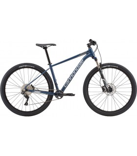 "Велосипед 29"" Cannondale TRAIL 4 рама - L 2018 SLA серо-синий"