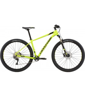 "Велосипед 29"" Cannondale TRAIL 4 рама - X 2018 VLT зеленый"