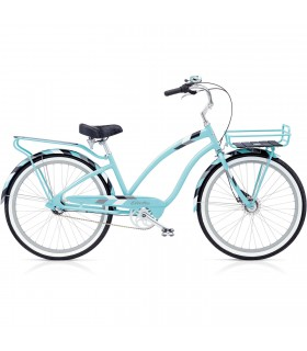 "Велосипед 26"" Electra Daydreamer 3i Ladies' Mineral Blue"