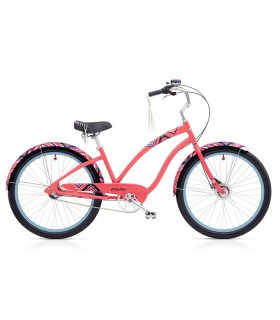 "Велосипед 26"" Electra Morning Star 3i Ladies' Pink Coral"
