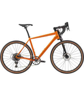 "Велосипед 27,5"" Cannondale SLATE SE Force 1 рама - S 2018 ORG оранжевый"