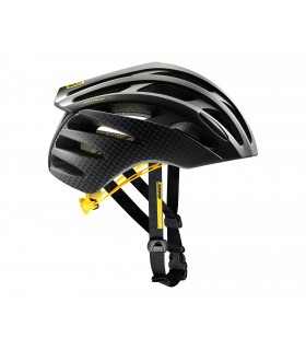 Шлем Mavic KSYRIUM PRO размер M (54-59см) Black/Yellow черно-желтый