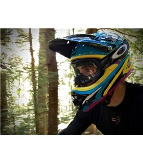 Футболка FOX Vintage Mesh s/s Tee [Red], XL
