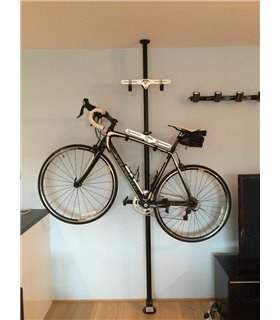 Фара передняя XLC LED 70Lux E-Bike 6-48V, черный