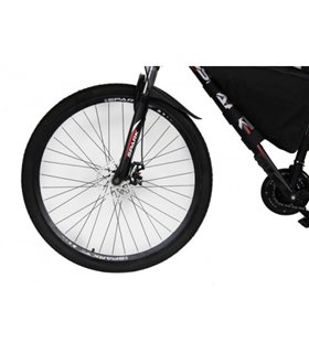 Велосипед BMX WTP CRYSIS 20.85&quotTT ocean chrome 2013