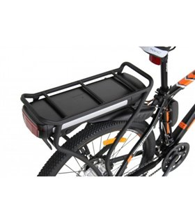 Велосипед Orbea MX 29 MAX L Black-orange 2017