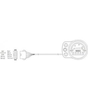 Велосипед 27.5&quot Lapierre 2016 RAID 327 50 L Yellow/Blue