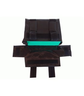 Велосипед Orbea MX 29 40 M Black-orange 2017