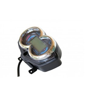 Велосипед Merida CROSSWAY 10-V MATT BLACK (GREEN\GREY) 48CM 2017